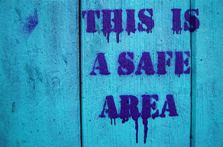 Certified Safe by Iain Farrell Flickr Licensed Under CC BY 2.0