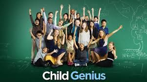 Lifetime's promo image of Child Genius cast