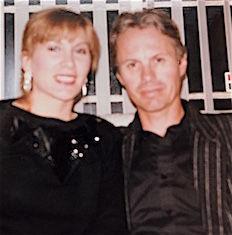 Denise and Robert Cummins 1988