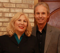 Denise and Robert Cummins, 2012