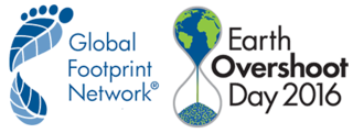 Earth Overshoot Day logo from www.overshootday.org