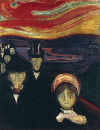 Edvard Munch/Public Domain