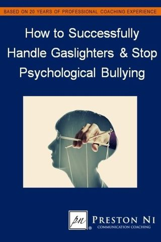what is gaslighting in a relationship