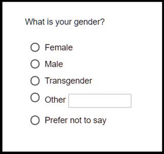 demographic survey template