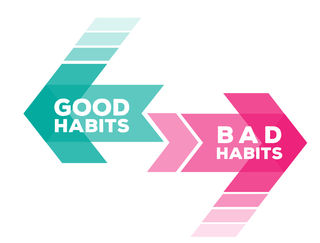 Luskin/Good Habit - Bad Habit