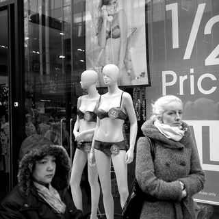 Half Price by Michael Summers Flickr Licensed Under CC BY 2.0