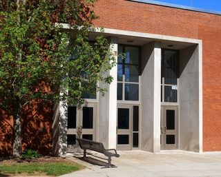 High School Entrance Photograph Copyright © 2016 by Susan Hooper