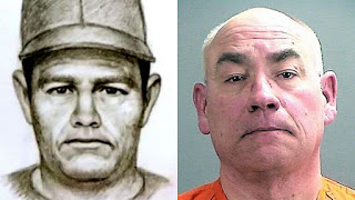 1989 police sketch of abductor and Danny Heinrich today