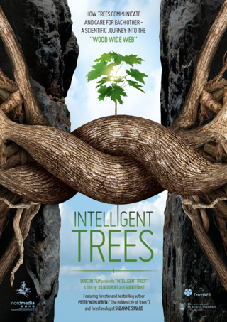 "Poster ""Intelligent Trees"". Used by permission from Dorcon Films."
