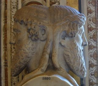 """Janus-Vatican"" by Fubar Obfusco/Wikimedia Commons"