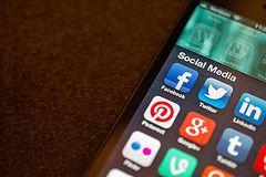 Flickr Creative Commons/Jason Howie Social Media Apps