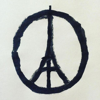 """Peace for Paris"""
