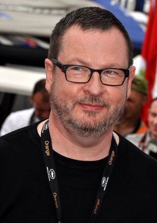 Lars von Trier at the 2011 Cannes Film Festival.  Wikimedia Commons.