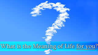 What Is the Meaning of Life for You?