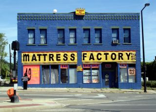 Mattress Factory by elston Flickr Licensed under CC BY 2.0