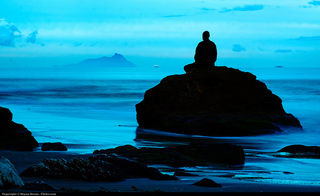 Meditation by Moyan Brenn Flickr Licensed Under CC BY 2.0