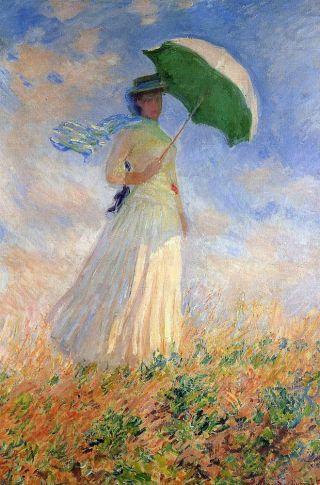 Monet, Wiki Commons