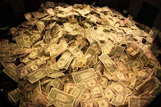 Money by Nick Ares Flickr Licensed Under CC BY 2.0