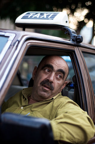 Mr. Cab Driver by Thomas Leuthard Flickr Licensed Under CC BY 2.0