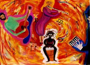 """""""Music"""" by Eliezer Sobel"""