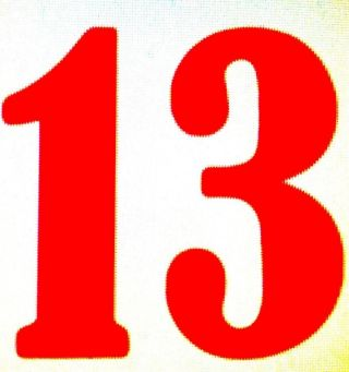 13: A Deadly Number | Psychology Today