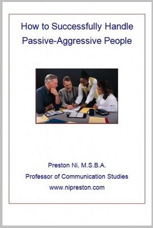 What Is Passive-Aggressive Behavior in Men?