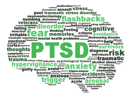 Psychological sex issues after trauma