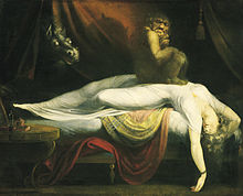 The Nightmare, painting by Henry Fuseli / Public Domain
