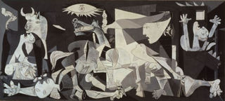 """Guernica""/Pablo Picasso/Fair Use"