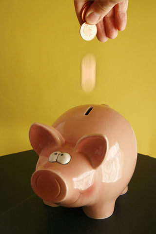 Piggy Savings Bank by Alan Cleaver Flickr Licensed Under CC BY 2.0