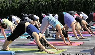 Project Yoga by Ell Christman Flickr Licensed Under CC BY 2.0