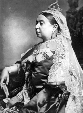 Wikimedia Commons, Queen Victoria is not amused