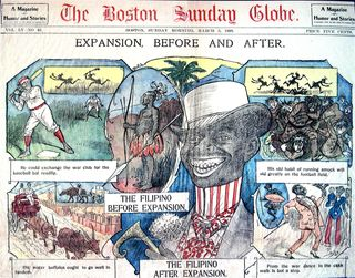 The Boston Sunday Globe, March 5, 1899/Wikimedia Commons