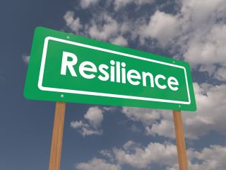 http://www.dreamstime.com/royalty-free-stock-images-resilience-green-sign-board-image25991509