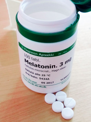 Melatonin and sex in women