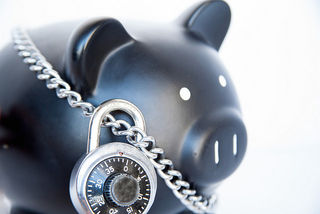 Secure Piggy Bank by Blue Coat Photos Flickr Licensed Under CC BY 2.0