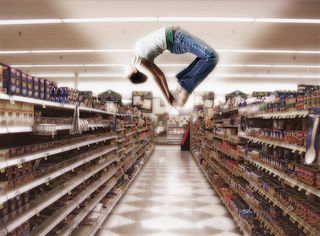Shopping Ecstasy by David Blackwell Flickr Licensed Under CC BY 2.0