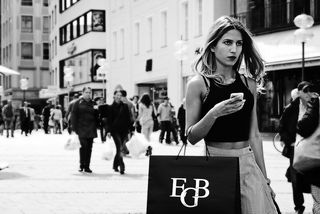 Shopping Queen by Marcus Kohler Flickr Licensed Under CC BY 2.0