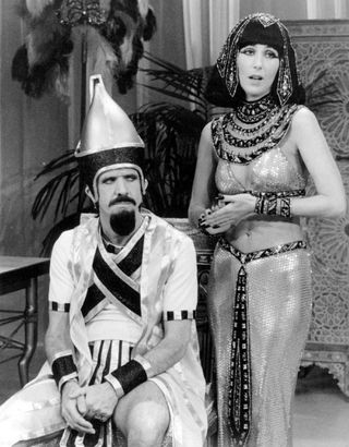 Sonny & Cher Show, 1977/Wikipedia Commons