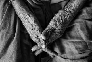 The Beauty of Old Age by Vinoth Chandar Flickr Licensed Under CC BY 2.0