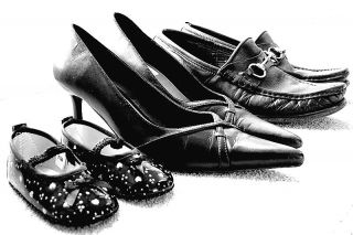 The Shoe Family by Andy Flickr CC BY 2.0