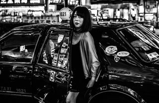Tokyo Taxi 1 by Damon Jah Flickr Licensed Under CC BY 2.0