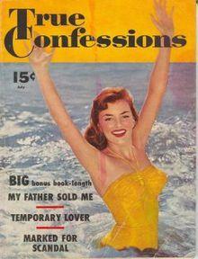 http://en.wikipedia.org/wiki/True_Confessions_(magazine)