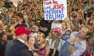 Trump Rally in Orlando, Fla., March 2016; YouTube