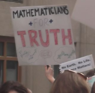 "Lee Jussim, ""Mathematicians for Truth"""