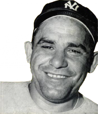 Yogi Berra 1956/Wikipedia Commons
