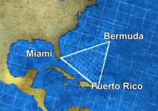 bermuda triangle and the axiological triangle psychology today google image