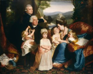 John Singleton Copley, The Copley Family, 1776/1777, Andrew W. Mellon Fund, 1961.7.1, National Gallery of Art