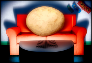 "Flicker, ""Potato Head"" by Ian Burt,CC By 2.0"