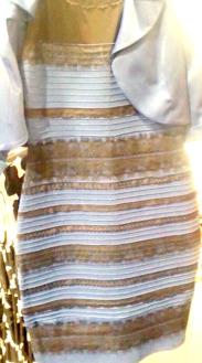 Blue yellow dress test